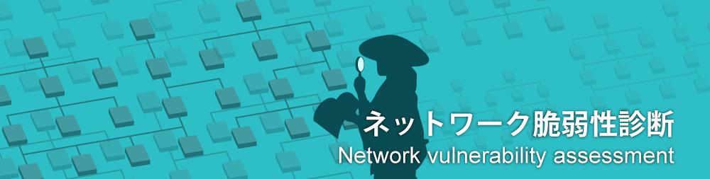 ネットワーク脆弱性診断・プラットフォーム診断